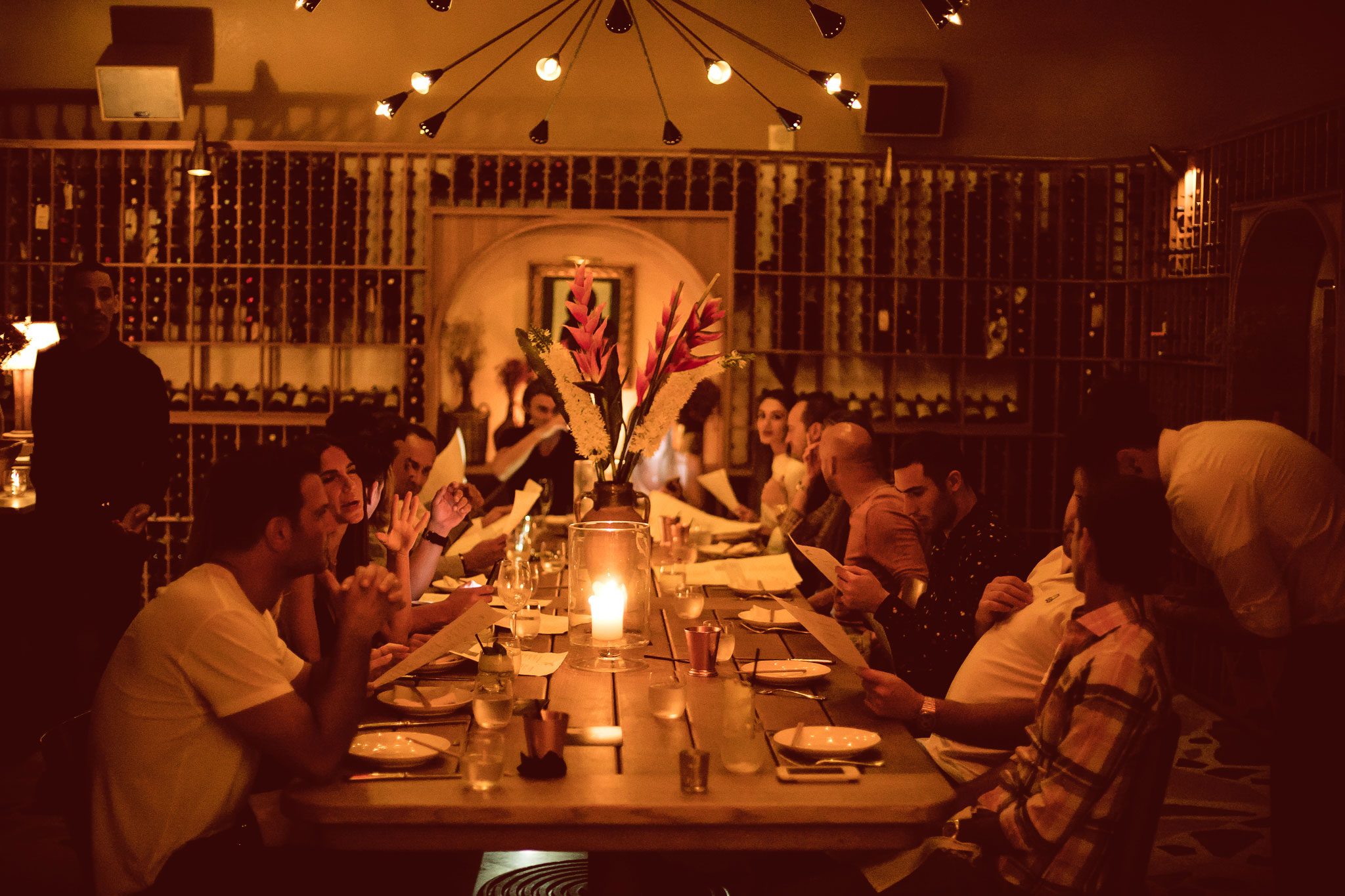 Marion Restaurant Private Events Venue In Brickell Miami